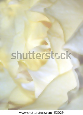 folds of color - stock photo