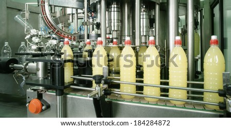 food industry - stock photo