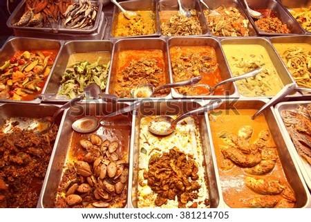 Food Market Bangkok Thailand All You Stock Photo (Edit Now ...