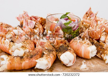 Food photo: Crawfishs