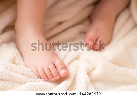 foot - stock photo