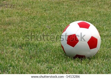 football... - stock photo