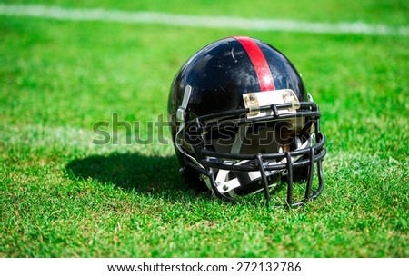 Football, Football Helmet, American Football.