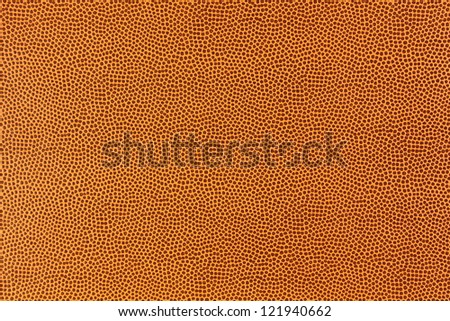 football leather background - stock photo