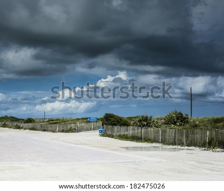 Forces of nature - stock photo
