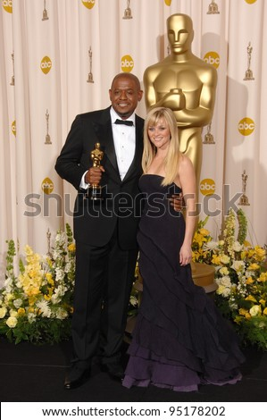 Forest Whitaker & Reese Witherspoon at the 79th Annual Academy Awards at the Kodak Theatre, Hollywood. February 26, 2007  Los Angeles, CA Picture: Paul Smith / Featureflash