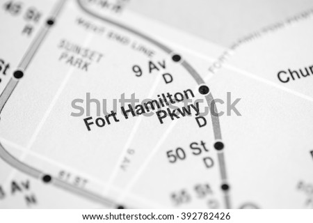 Fort Hamilton Pkwy. 6 Av/Central Park West/Queens Blvd/Myrtle Bl