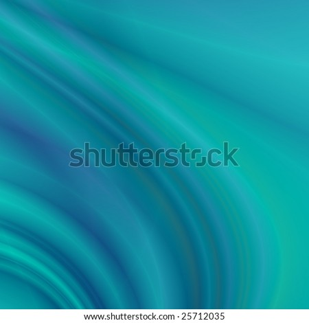 Fractal rendition of colored abstract background