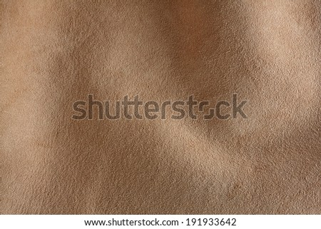 Fragment of Natural Leather background - stock photo