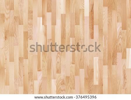 Fragment of parquet floor - stock photo