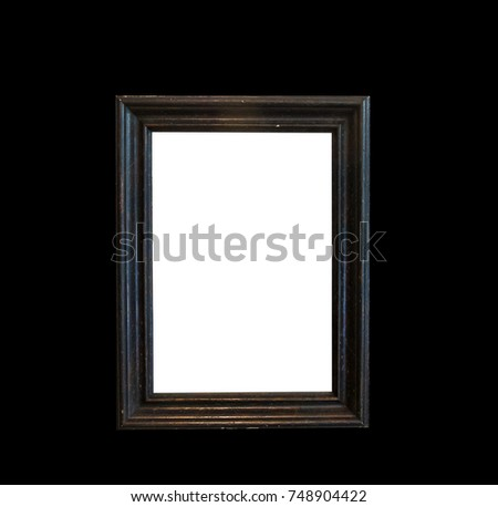 frame mockup frame modern mock up museum background picture and photo frame isolated on - Museum Frames