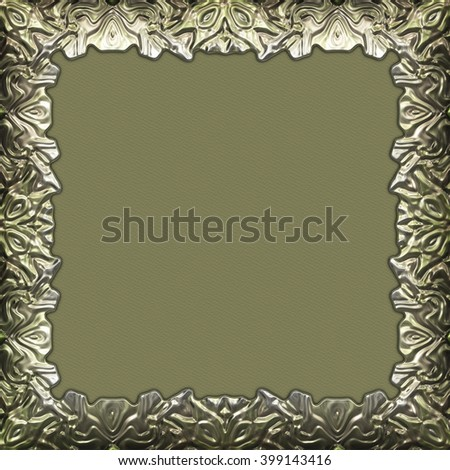 Framed Paper - great usage as a card, invitation or scrapbook background