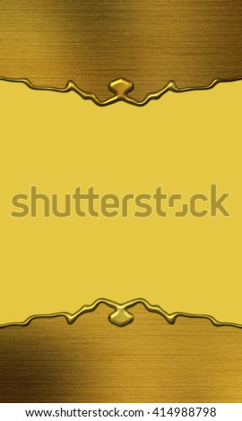 Framed paper great usage card invitation stock illustration framed paper great usage as a card invitation or scrapbook background stopboris Gallery
