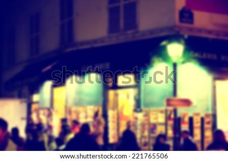 france background  - stock photo