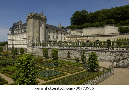 France, castle of Villandry