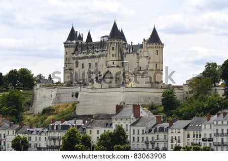 France, Loire Valley, Saumur