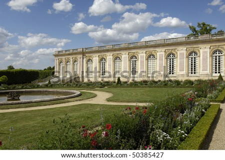 France, Versailles palace, Grand Trianon