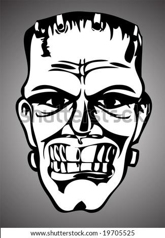 Frankenstein - stock photo