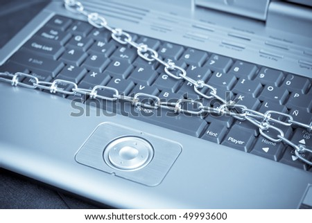 Fraud Protection Conceptual - stock photo