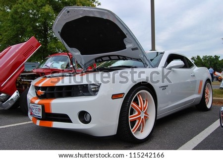 Camaro Car Rental Detroit Mi