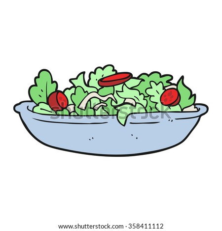 Salad Illustration Stock Photos Images amp Pictures