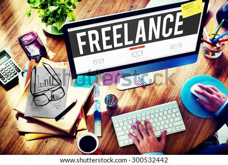 lance stock images royalty images vectors shutterstock lance part time outsources job employment concept