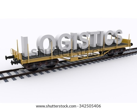 freight train wagon