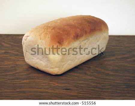 Fresh Baked Bread - stock photo