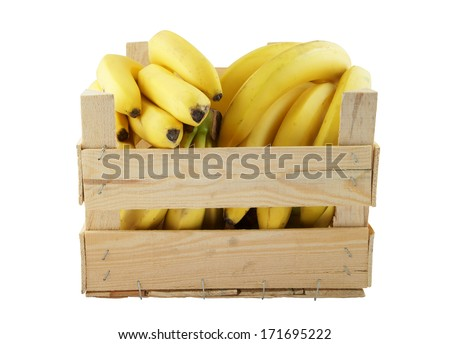 Banana Crates Stock Images Royalty Free Images