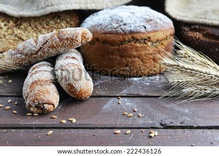 fortification of wheat bread using mushroom