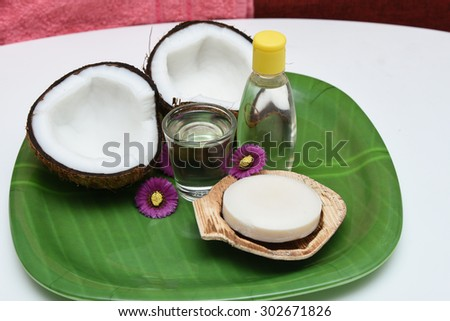 how to keep cut coconut fresh