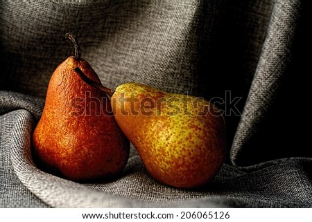 Fresh fruit abstract background design  - stock photo