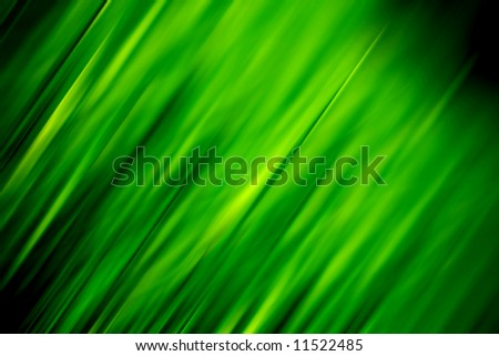 Fresh grass green abstract background - stock photo