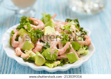 how to cook green prawns for cocktail