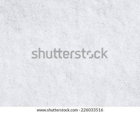 fresh snow texture (series) - stock photo