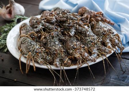 Caribbean Lobster Stoc...