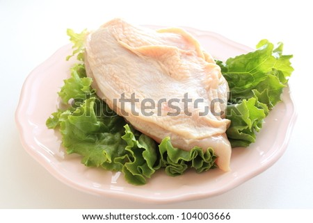freshness chicken breast