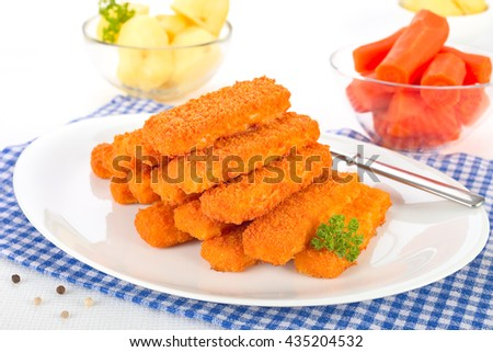 Fish Stick Stock Images Royalty Free Images Amp Vectors