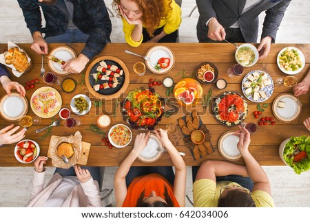 Table Top View dining table top view stock images, royalty-free images & vectors