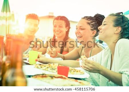 Fun restaurants for teens