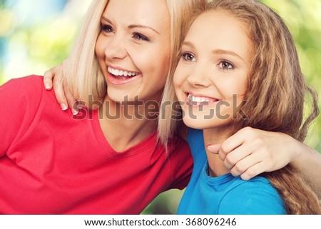 Friendship. - stock photo