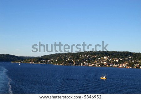 From the Oslofjord