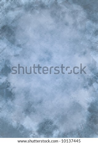 Frosted background texture - stock photo