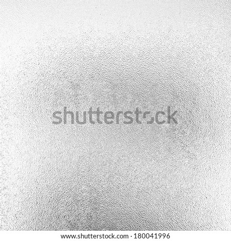 Frosted glass texture as background - stock photo