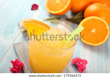 frozen orange juice