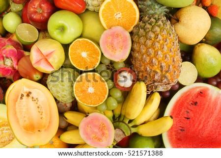 stock-photo-fruit-background-many-fresh-