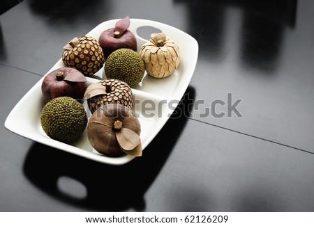 Fruit Bowl - stock photo