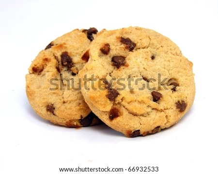 Fruit Cookies - stock photo