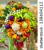 Fruits arranged beautifully. - stock photo