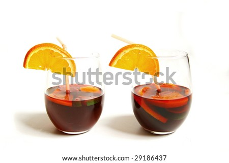 Fruits punch